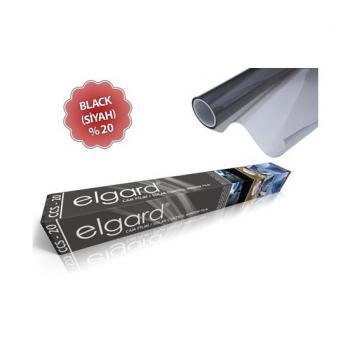 ELGARD CCS-20 BLACK KÜÇÜK KUTU FİLM 50 CM*6M