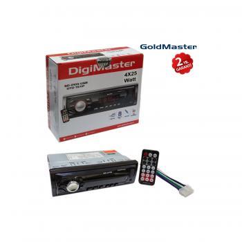 GOLDMASTER DM-SD-2105 USB OTO TEYP