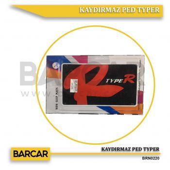 KAYDIRMAZ PED-TYPER
