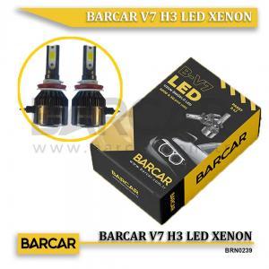 BARCAR V7 H3 LED XENON