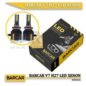 BARCAR V7 H27 LED XENON
