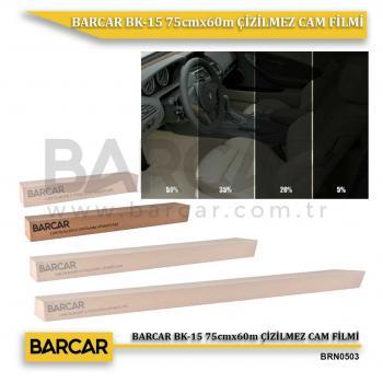 BARCAR BK-15 75cmx60m ÇİZİLMEZ CAM FİLMİ