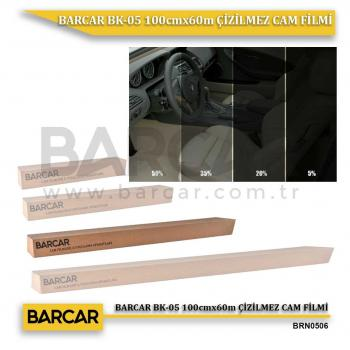 BARCAR BK-05 100cmx60m ÇİZİLMEZ CAM FİLMİ