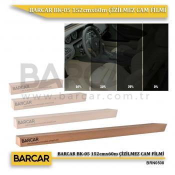 BARCAR BK-05 152cmx60m ÇİZİLMEZ CAM FİLMİ