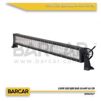120W LED IŞIK BAR 10-60V 62 CM