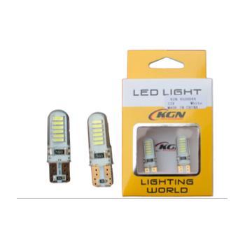 4508044 LED AMPUL 12V T10 12 COB LED BEYAZ