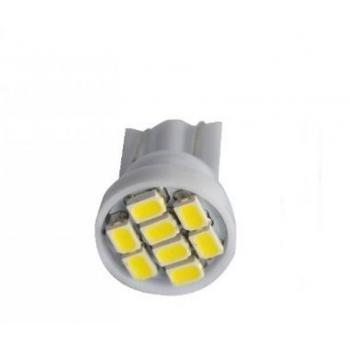 4508030 LED AMPUL 24V T10 8 LED BEYAZ